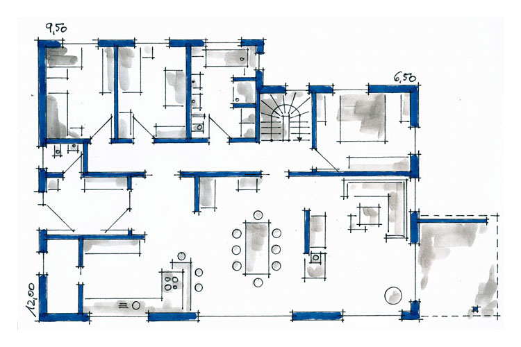 Architekt mark basler for Entwurf architektur
